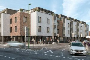 Proposals for 5-6 Southgate, Chichester