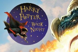 A Harry Potter book night is being held at Waterstones bookstore in Horsham on February 6 SUS-201001-120010001
