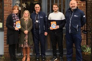 The 'Our Village' initiative has been launched in Storrington by Horsham District Council's Storrington Neighbourhood Wardens SUS-200113-164351001