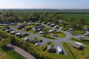 Concierge Camping, situated on the Ratham Estate in West Ashling, was named the best caravan park in the south east in the 2019 Campsites.co.uk camping and glamping awards