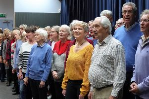 Chichester Festival Theatre's Get Singing! group record Open Doors for CancerWise