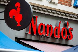 Nando's has 422 sites across the UK, including seven in Sussex Chichester,Crawley,Horsham,Eastbourne,Brighton (two) and Hove. Photo: TOLGA AKMEN/AFP via Getty Images