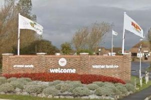 Bunn Leisure said guests who are in the middle of their stay will be offered a 'partial refund'. Photo: Google Street View