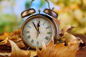 Clocks go back tonight - all you need to know