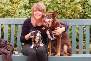 Vicky loved animals and was a 'mother hen' to her friends