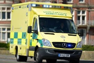 The South East Coast Ambulance Service remains in special measures