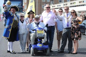 Last year's carnival was a success, and they are hoping for an even better bank holiday this year