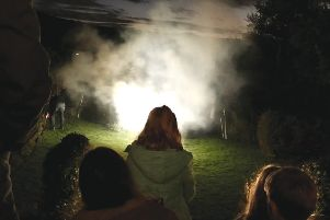 Bonfire night celebrated with family and friends � Serena Toovey, 2108 SUS-181029-101915001
