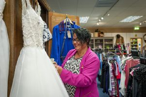 Having high-quality items in its charity shops helps Guild Care to compete on the high street