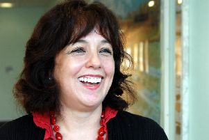 Chief executive of Western Sussex Hospitals Trust Marianne Griffiths