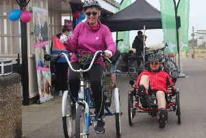 Pedal on the Prom will be returning this year