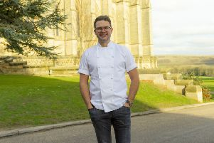 MasterChef 2018 winner Kenny Tutt will be hosting a fundraising meal at Lancing College