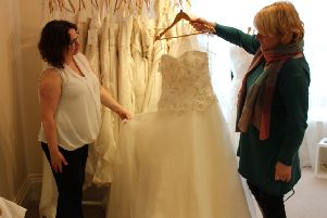 St Barnabas House wedding boutique and shop