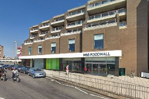 Marks & Spencer in Worthing. Picture: Google Maps