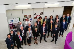 West Sussex County Council representatives meeting with academy trusts
