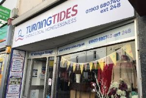 The Turning Tides charity shop in Montague Street, Worthing, will cease trading on Saturday, March 30