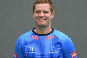 Sussex captain Ben Brown / Picture by PW Sporting Photography