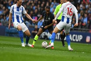 Raheem Sterling. Picture by PW Sporting Photography