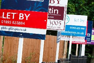 Average rent prices across all of the UK have risen by around seven per cent since 2015 (Photo: Shutterstock)