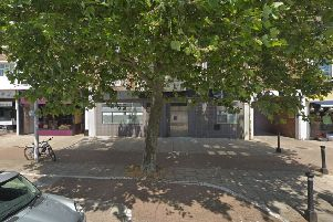 An application has been submitted to change the former Natwest bank into a pub. Picture: Google Street View