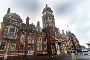 The inquest was held at Eastbourne Town Hall