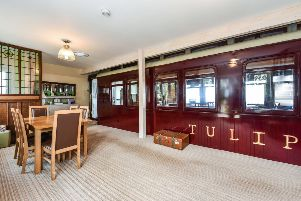 The property is in The Parks area of Selsey and enjoys rural views to the rear and an extensive sea frontage. Picture: Gilbert & Cleveland/OnTheMarket.com