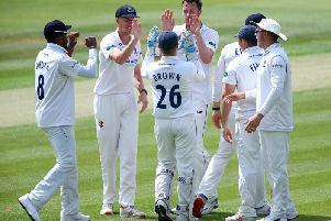Sussex had little to celebrate at Arundel / Picture: Getty Images