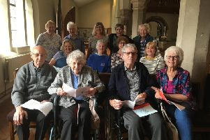 Songs for Singing group in Southwick