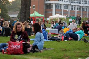 Worthing College wants to build on the success of last year's Screen on the Green