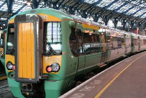Passenger satisfaction with Southern services has increased significantly