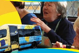 Volunteer minibus drivers are needed to keep 4Sight Vision Support's Littlehampton club running