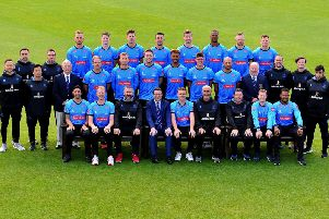 Sussex Sharks in their 2019 Vitality Blast kits / Picture: Getty Images