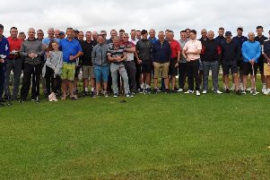 The 13th annual Jack Blunsdon Memorial Trophy Golf Day was held last month in memory of Sompting boy Jack Blunsdon. It was won by Team Jack, made up of Dave Blunsdon, Sean McKeown, Chris Scarborough and Andy Boxall. SUS-190813-112951001