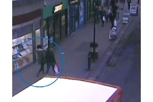 Police have released new CCTV footage of Georgina Gharsallah, taken on March 7. 2018. Picture: Sussex Police