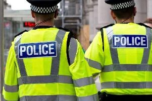 How many of the 20,000 new officers should be in Sussex?