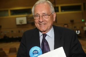 Worthing West MP Sir Peter Bottomley