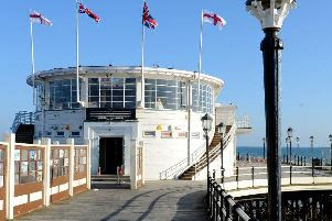 The Southern Pavilion in Worthing