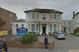 Camelot care home. Pic: Google