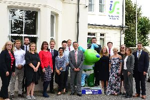 Investment Solutions has reinforced its position among the largest firms of financial advisers in Sussex.
