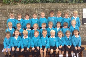 We are publishing school reception class pictures in a 12-page supplement