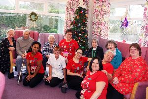 DM19121678a.jpg. Heaton House Residential Care Home in Worthing has been rated outstanding by the CQC. Photo by Derek Martin Photography. SUS-191012-131221008