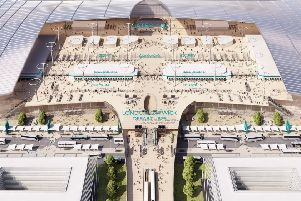 New Gatwick images
