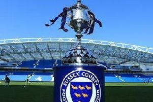 The Parafix Sussex Senior Cup