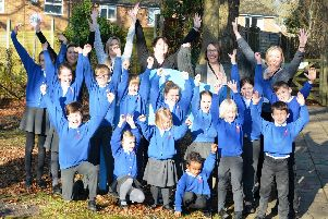 Rudgwick Primary School has maintained its 'good' Ofsted rating