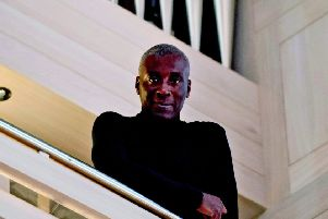 Wayne Marshall. Picture by Stefan Hank