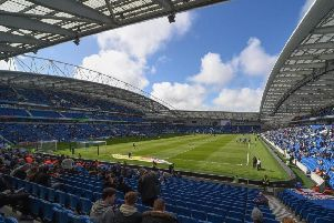 The Amex. Picture by PW Sporting Photography