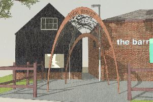 How the new gateway could look