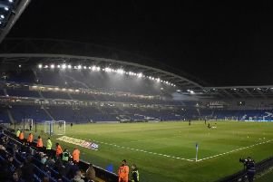 The Amex. Picture by Phil Westlake (PW Sporting Photography)
