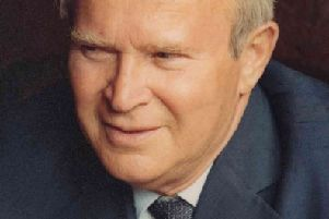Octav Botnar founded Datsun UK in Worthing, later known as Nissan UK. Image from cover of Octav Botnar: A Life, out today