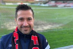 Fran Alonso: 'There are no limits for this club'